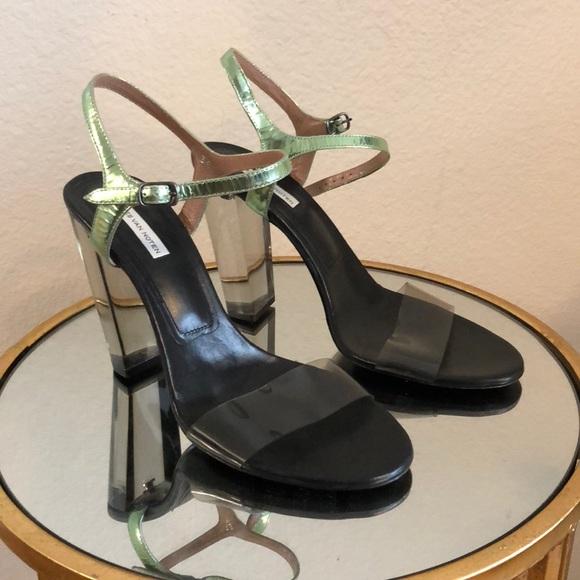 f9b0b94be9cf39 Dries Van Noten Shoes - Dries Van Noten clear heels